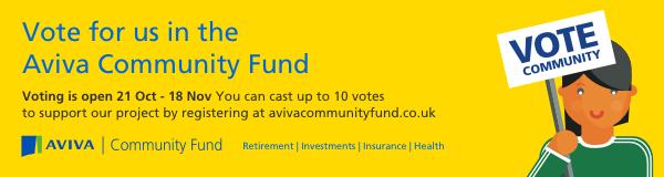 Aviva Community Fund banner 2