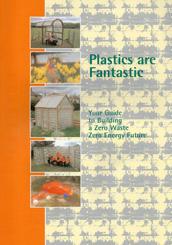 "Smaller image of ""Plastics are Fantastic"" book front cover"