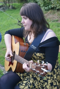 Photo of Caro Bridges at Earthship Fife