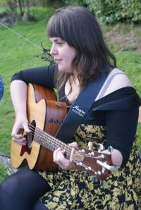 Photo of Caro Bridges at Earthship Fife