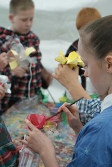 Creative Waste workshops