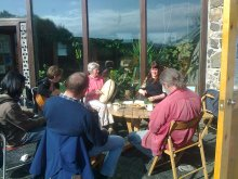 Photo of Music session at Earthship
