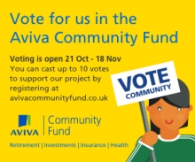 Aviva Community Fund banner 1