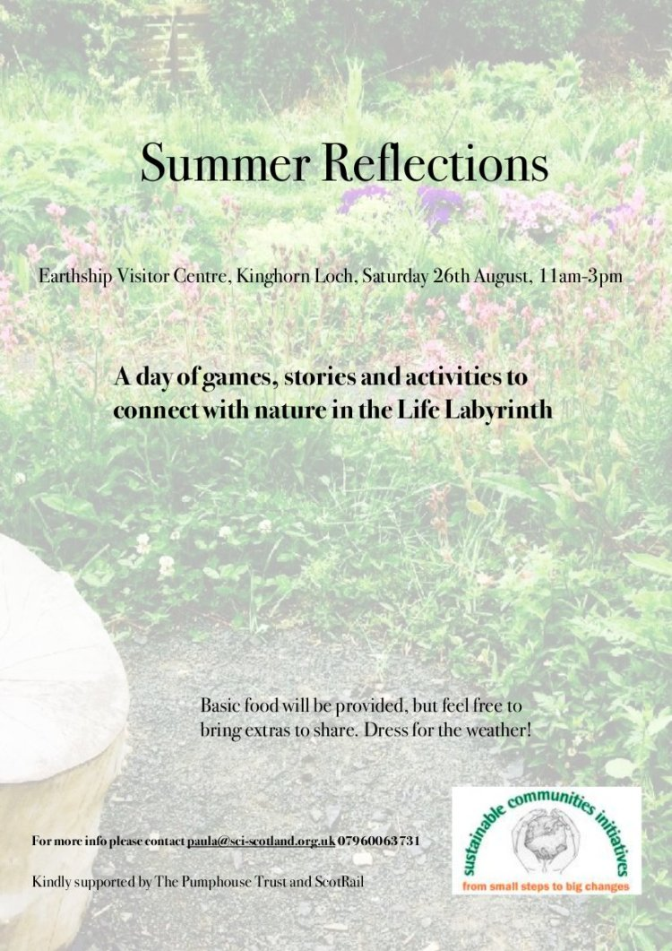Summer Reflections poster